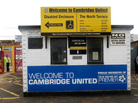 Cambridge Utd v Dartford FC