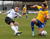Dartford v Altrincham, 28 March 2015