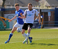 Macclesfield Town v Dartford