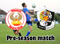Phoenix Sports v Dartford FC
