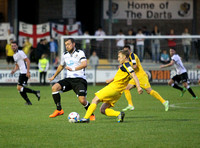 Dartford FC v Eastbourne Borough
