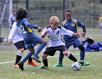 Dartford U9s v Crown Stars Rulers
