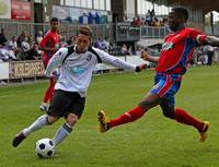 Preseason Dartford v Dagenham & Redbridge