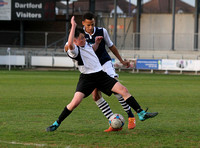 Dartford U16s v Millwall U16s