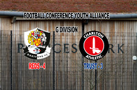Dartford Reds v Charlton Athletic Trust
