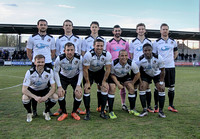 Dartford v Charlton Athletic, Kent Senior Cup Final