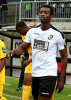 Dartford v Barking, FA Cup 2nd Round Qualifying