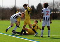 Dartford FC Academy  v Millwall Whites