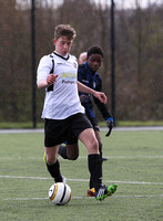 Dartford U15 v Long Lane