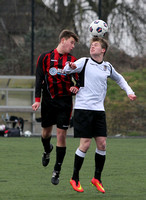 Dartford U18s v Greenwich Borough U18s