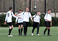 Dartford U13s v Histon