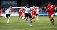 Dartford FC v Hythe Town 24 April 2012, Kent Senior Cup