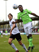 Dartford v Forest Green Rovers, 12 April 2014