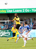 Nuneaton Town v Dartford, 27 September 2014
