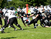 Kent Exiles 38 Essex Spartans 6, 18 May 2014
