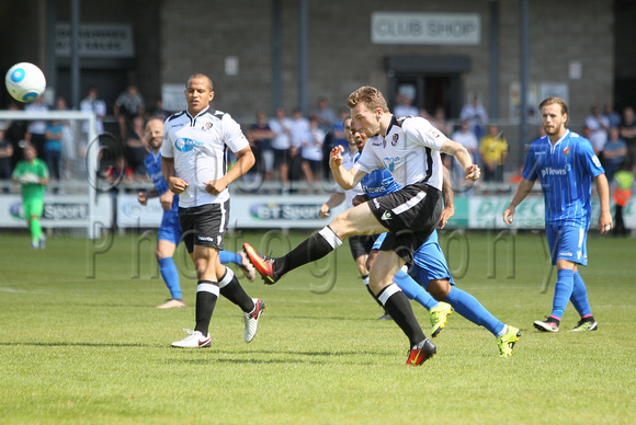 Dartford v Wealdstone