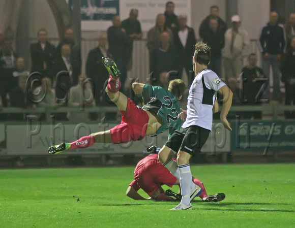 Dartford v Dover Athletic, 16 September 2014