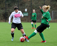 Dartford Ladies v Vinters Ladies