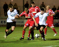 Dartford FC vs Crawley Town FA Trophy Replay 14 December 2010