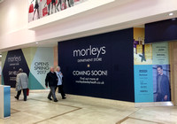 BHS dies, Morleys appears.