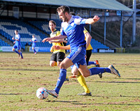 Halifax Town v Dartford, 7 March 2015