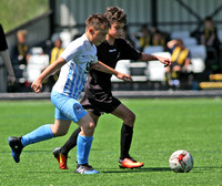 Dartford FC v Coventry City v Oxford United