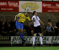Dartford FC v Staines Town 20 September 2011 2:1
