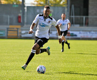 Dartford v Uxbridge, 26 September 2015, Emirates FA Cup 2nd Qual