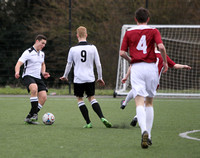 Dartford Whites U18 v Hastings