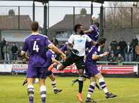 Dartford v East Thurrock
