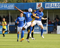 Wealdstone FC v Dartford, 3 October 2015