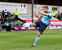 Lincoln City v Dartford, 5 April 2014