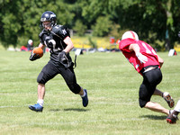 Kent Exiles v Bournemouth Bobcats, 7 June 2015