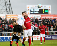 Ebbsfleet United v Dartford