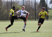 Dartford v Bexley U18, 30 March 2014