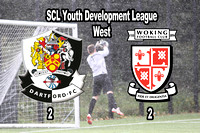 Dartford U18 v Woking U18