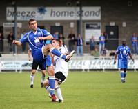 Dartford FC v Tonbridge Angels 24 September 2011 2:1